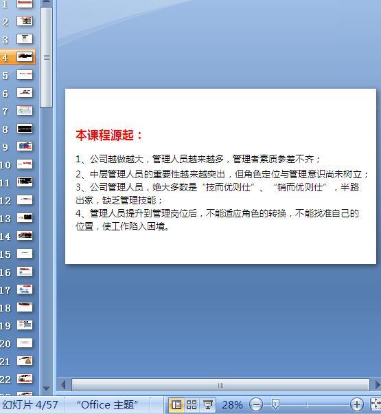 管理者角色定位与职责概述(PPT 57页)
