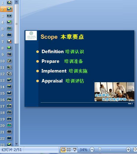 人员配置和薪酬管理培训与开发教材(PPT 51页)